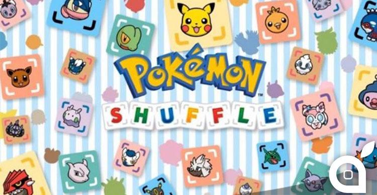 pokemon shuffle su ios