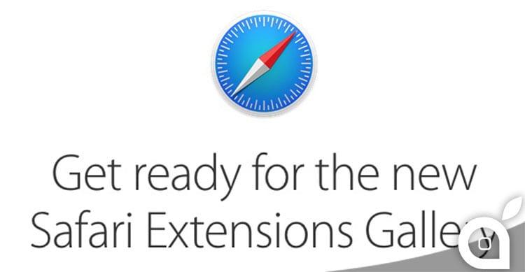 OS X El Capitan porterà una nuova galleria di estensioni per Safari