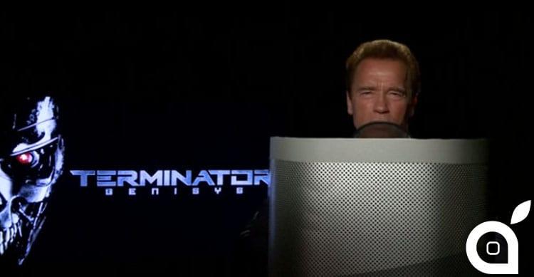 Disponibile su Waze il pacchetto Terminator con indicazioni vocali di Arnold Schwarzenegger [Video]