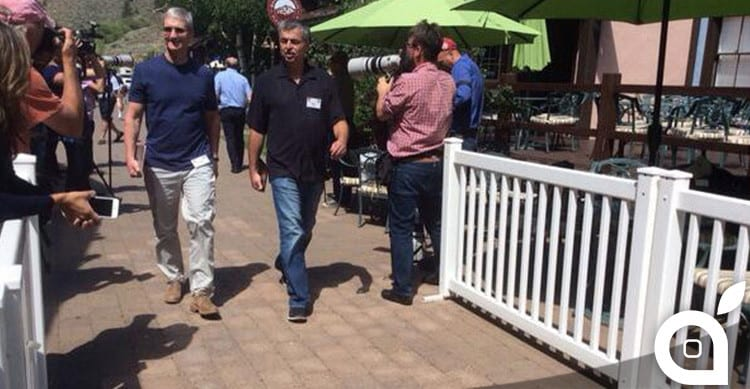 tim cook alla sun valley conference