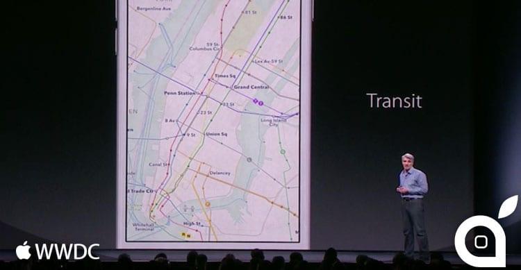 Mappe: arriva Transit per i mezzi pubblici