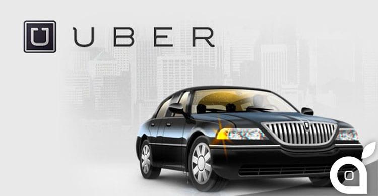 Apple in trattative con Uber per le consegne in giornata