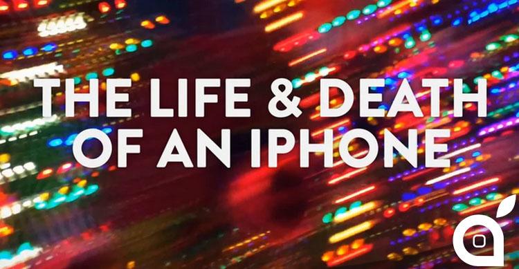 vita e morte di un iPhone