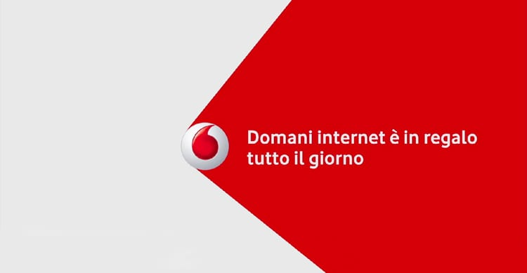 Domani 21 Giugno, tutti i clienti Vodafone potranno navigare gratis!
