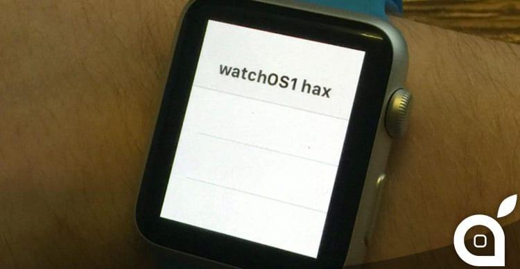 Sviluppatore hackera watchOS 1.0 [Video]