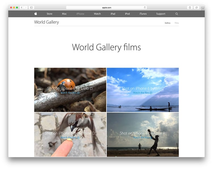 world-gallery-films-apple