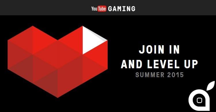 Google annuncia YouTube Gaming, la nuova piattaforma dedicata al mondo videoludico