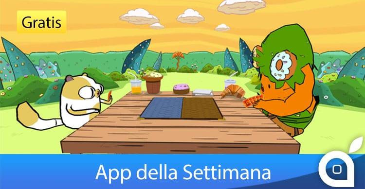 """Apple rende gratuita """"Card Wars – Adventure Time"""" per 7 giorni con l'App della Settimana. Approfittatene!"""