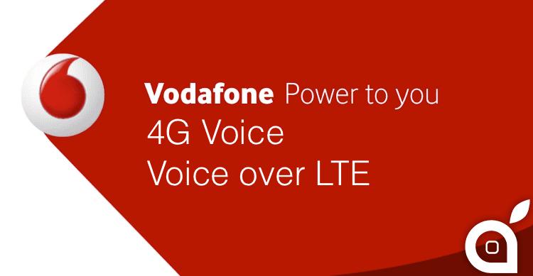 Vodafone lancia ufficialmente le chiamate in alta definizione in 4G con condivisione contenuti in tempo reale