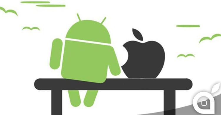 android passano ad ios