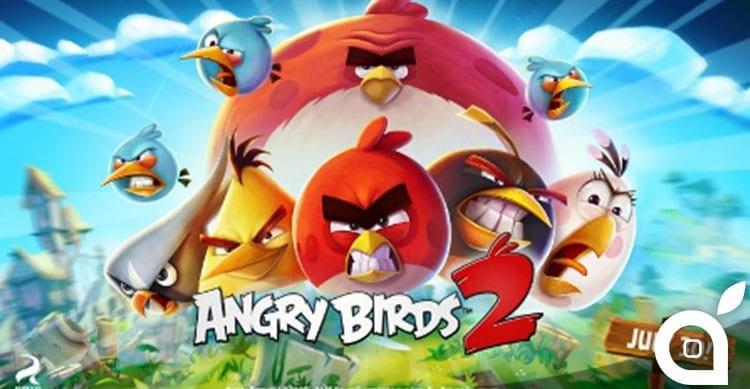 Spiegate le ali il 28 Luglio: verrà presentato Angry Birds 2