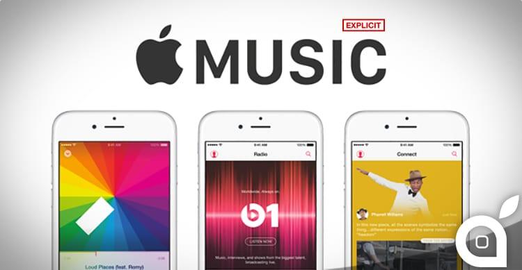 Ecco come attivare la riproduzione dei brani EXPLICIT in Apple Music