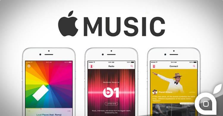 Prime recensioni per Apple Music: l'interfaccia è migliorabile ma il servizio Apple batte Pandora e Spotify