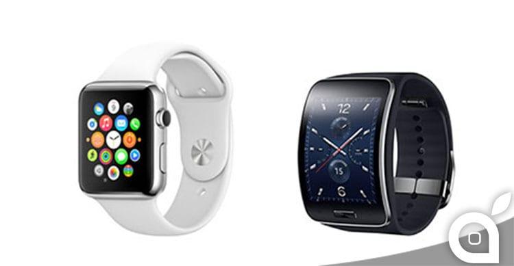 Ecco ripercussioni di Apple Watch sui wearable di Samsung