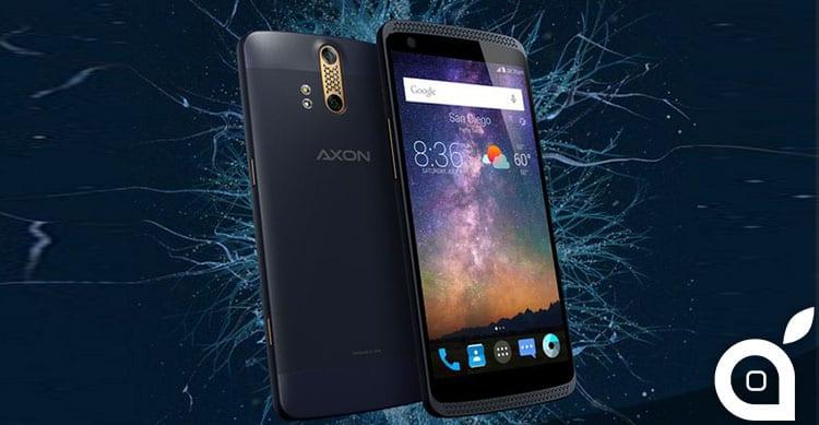 ZTE anticipa Apple con ZTE Axon Mini: il primo smartphone con Force Touch