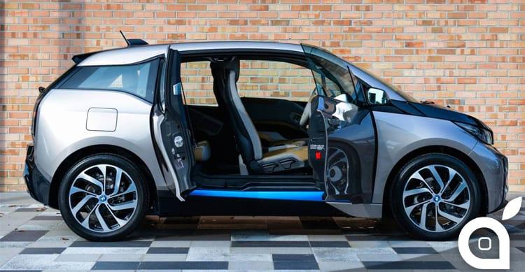 Apple interessata alla BMW i3 come base di partenza per la Apple Car