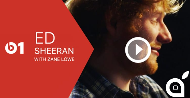 Apple Music e Beats 1, tante esclusive per coinvolgere gli utenti: Ed Sheeran, Dr. Dre ed il videoclip di Eminem
