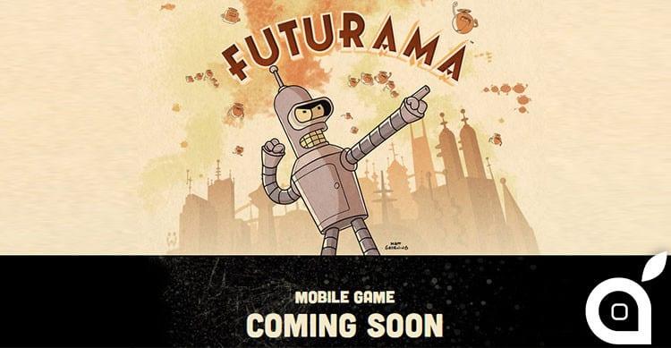 gioco futurama