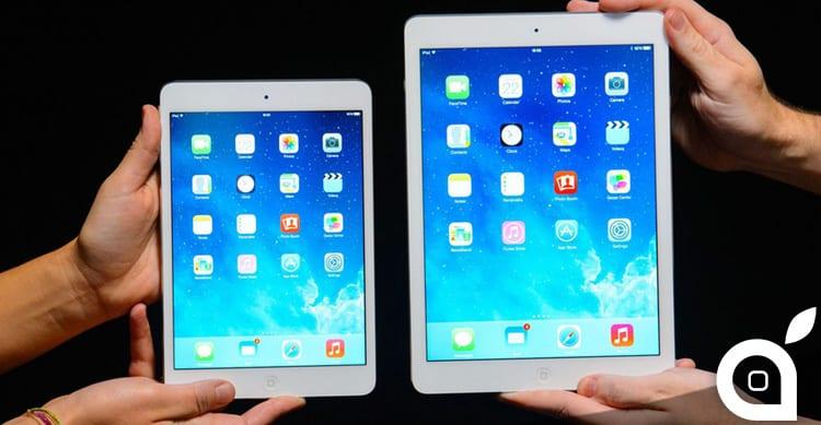 Il prossimo iPad Mini sarà molto simile all'attuale iPad Air 2 | Rumor
