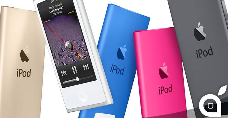 I brani di Apple Music non potranno essere sincronizzati sui nuovi iPod Nano e Shuffle