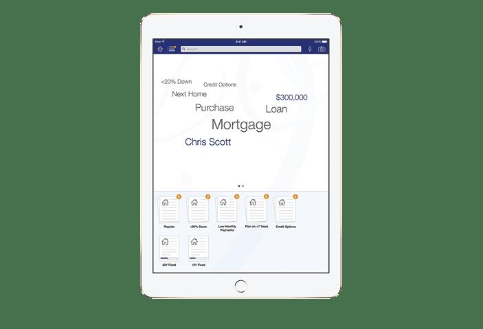 loan ad