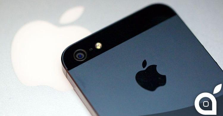 Apple brevetta dei sensori da inserire nel logo della mela sul retro di iPhone