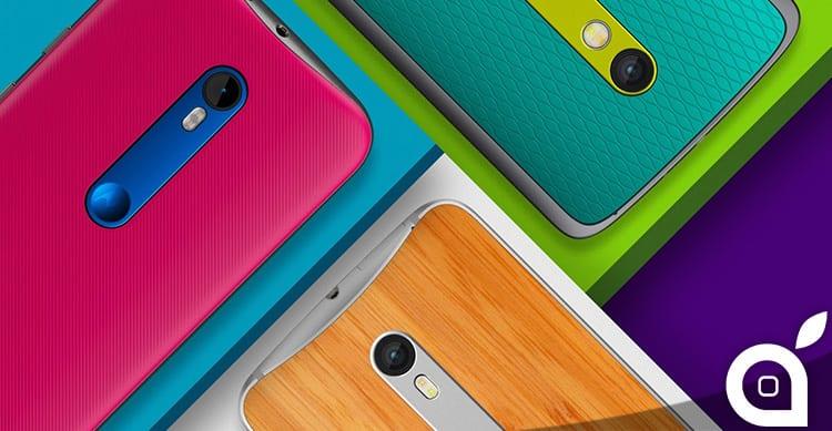 Motorola presenta i nuovi Moto X Style, Moto X Play e Moto G [Video]