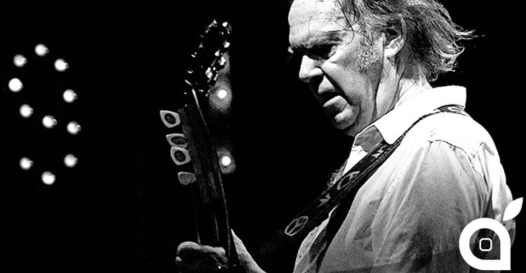 neil young vs streaming