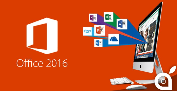 Microsoft aggiorna la suite Office 2016 per Mac