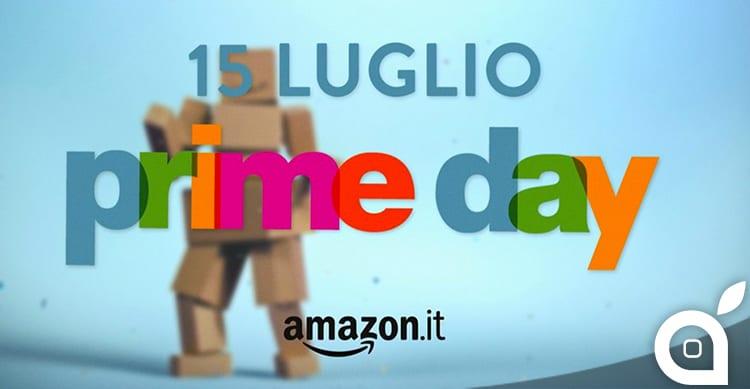Record assoluto di vendite su Amazon grazie al Prime Day