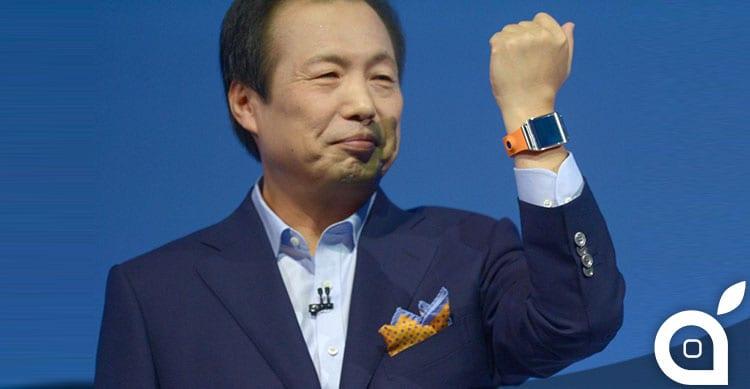 Samsung mostra finalmente Samsung Pay il rivale di Apple per i pagamenti contacless