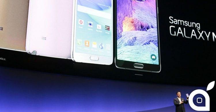 Samsung presenterà i nuovi Galaxy Note 5 e S6 Edge Plus il 12 Agosto a New York   Rumor