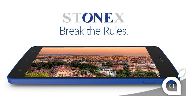 """Iniziate le vendite di Stonex One, lo smartphone Android """"tutto italiano"""" [Video]"""