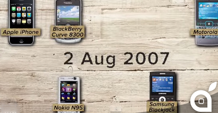storia design smartphone