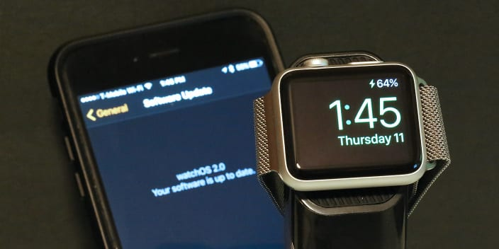 Ufficiale: il downgrade da watchOS beta necessita dell'assistenza Apple