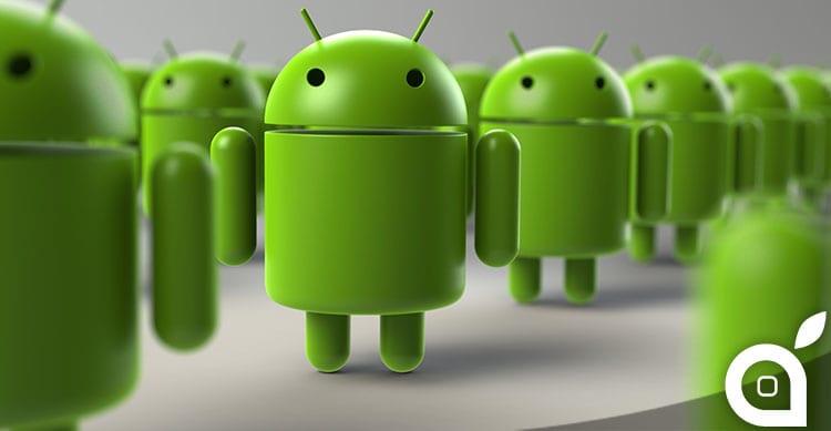 L'88% dei dispositivi venduti nel Q3 2016 monta Android