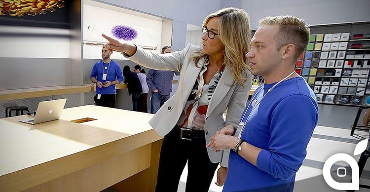 Tutto lo staff degli Apple Store verrà formato anche alla clientela Business. Apple Music entrerà anche nei negozi
