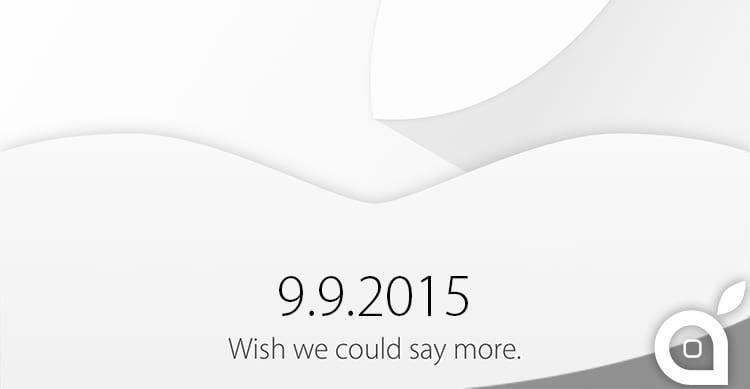 Apple potrebbe svelare i nuovi iPhone il 9 Settembre