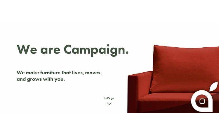 """Ex ingegnere Apple fonda un competitor di Ikea con mobili in stile """"Think Different"""""""