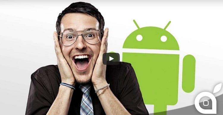 I fan Apple si confessano inconsapevolmente in favore di Android [Video]