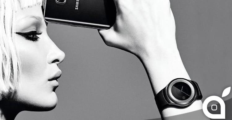 Gear S2: il nuovo smartwatch di Samsung con una UI molto simile a quella di Apple Watch