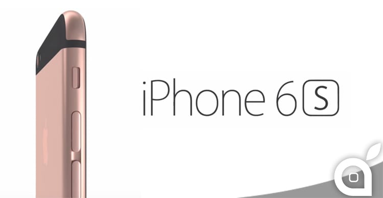 iPhone 6s in Rose Gold: Eccolo in un concept [Video]