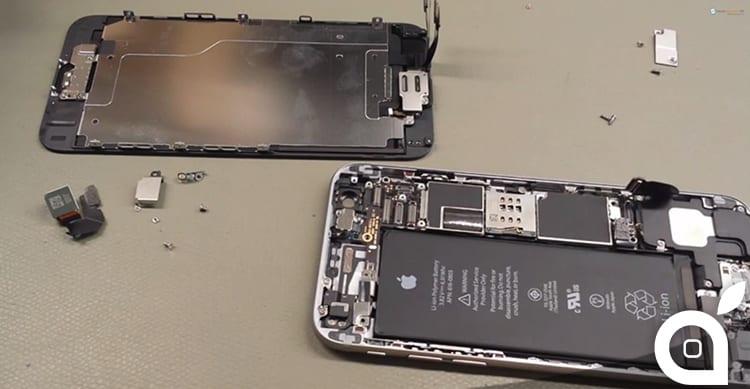 Trapelati in rete gli schemi hardware di iPhone 6s