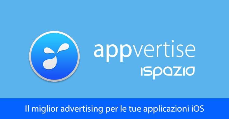 Sei uno sviluppatore? Pubblicizza le tue applicazioni con Appvertise iSpazio