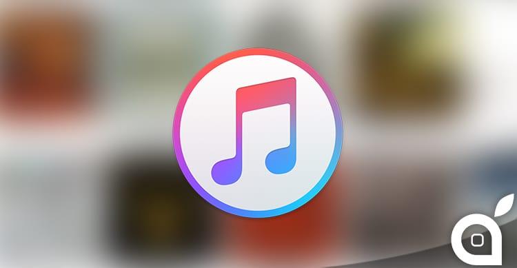 Nuovo aggiornamento per iTunes: disponibile al download la versione 12.2.2