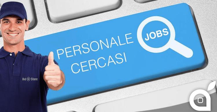 Vuoi lavorare nel mondo Apple? Med Store cerca personale a Pesaro e Chieti