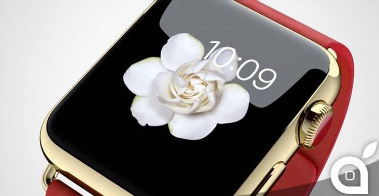sfondi dinamici Apple Watch su iPHone 6s