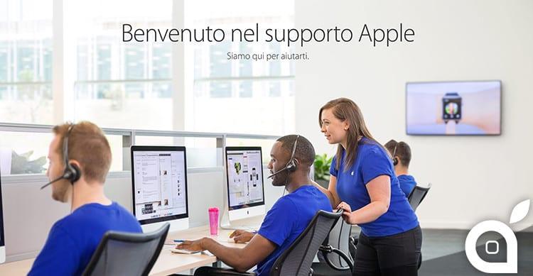 supporto apple
