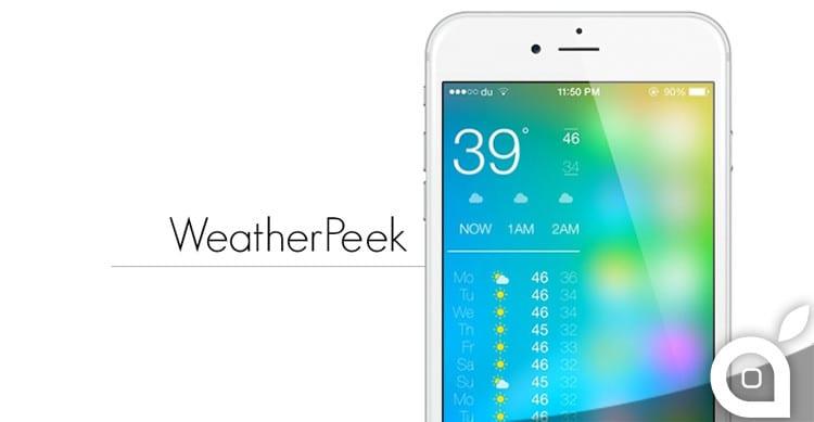 weatherpeek