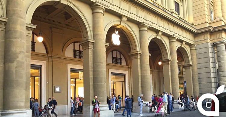 Apple-store-firenze